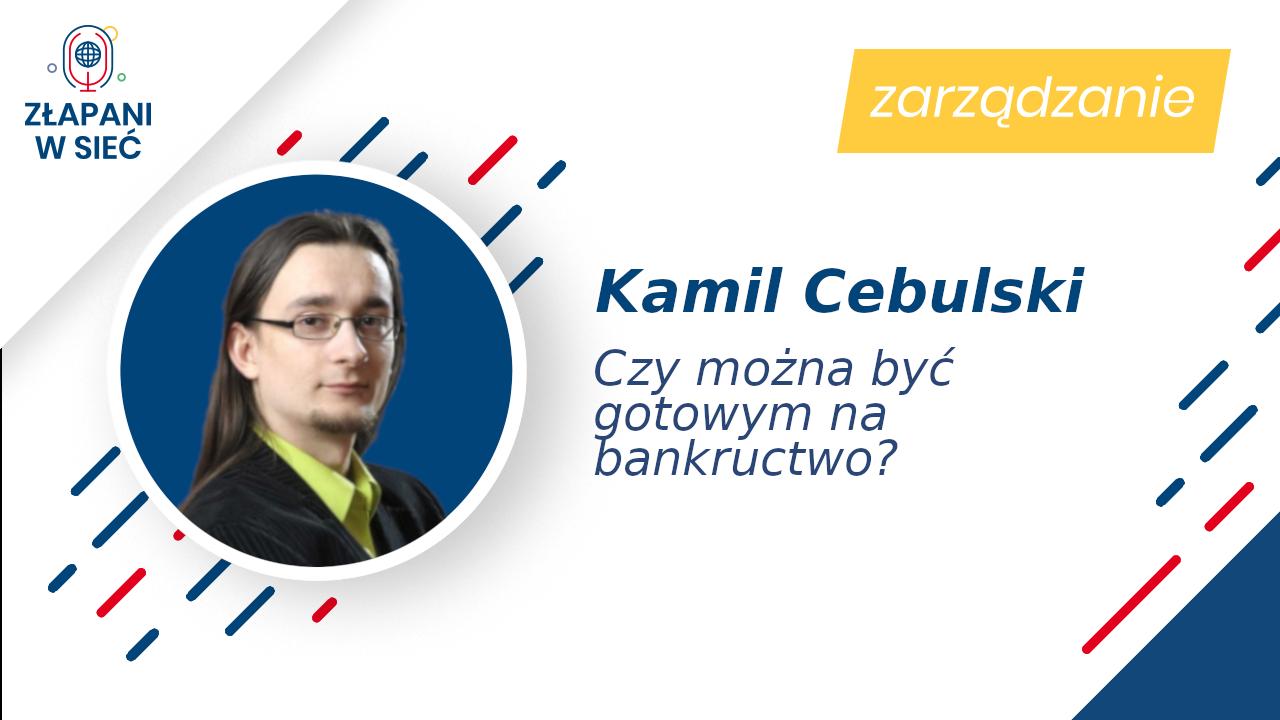28 Kamil Cebulski
