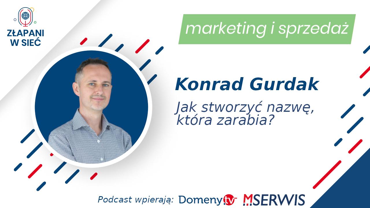 Konrad Gurdak marketing i sprzedaż