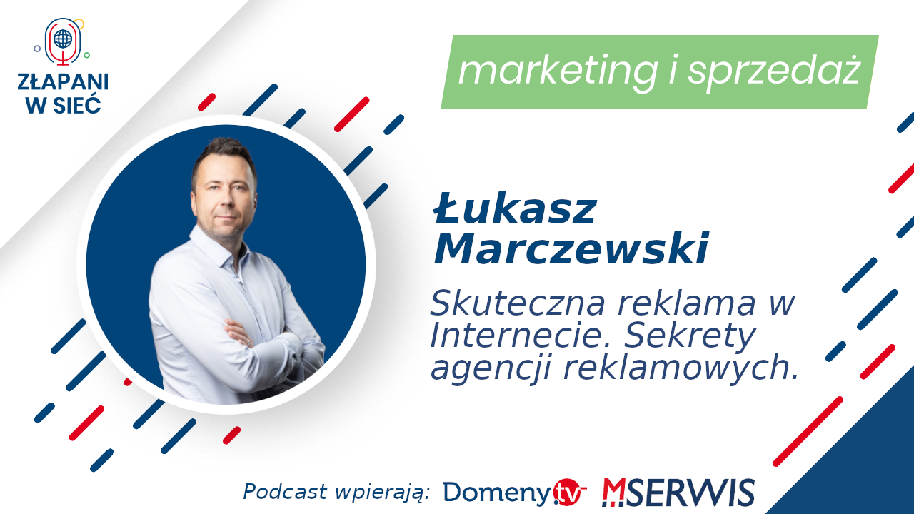 Łukasz Marczewski marketing i sprzedaz