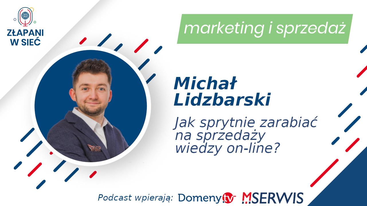 Michał Lidzbarski marketing i sprzedaż