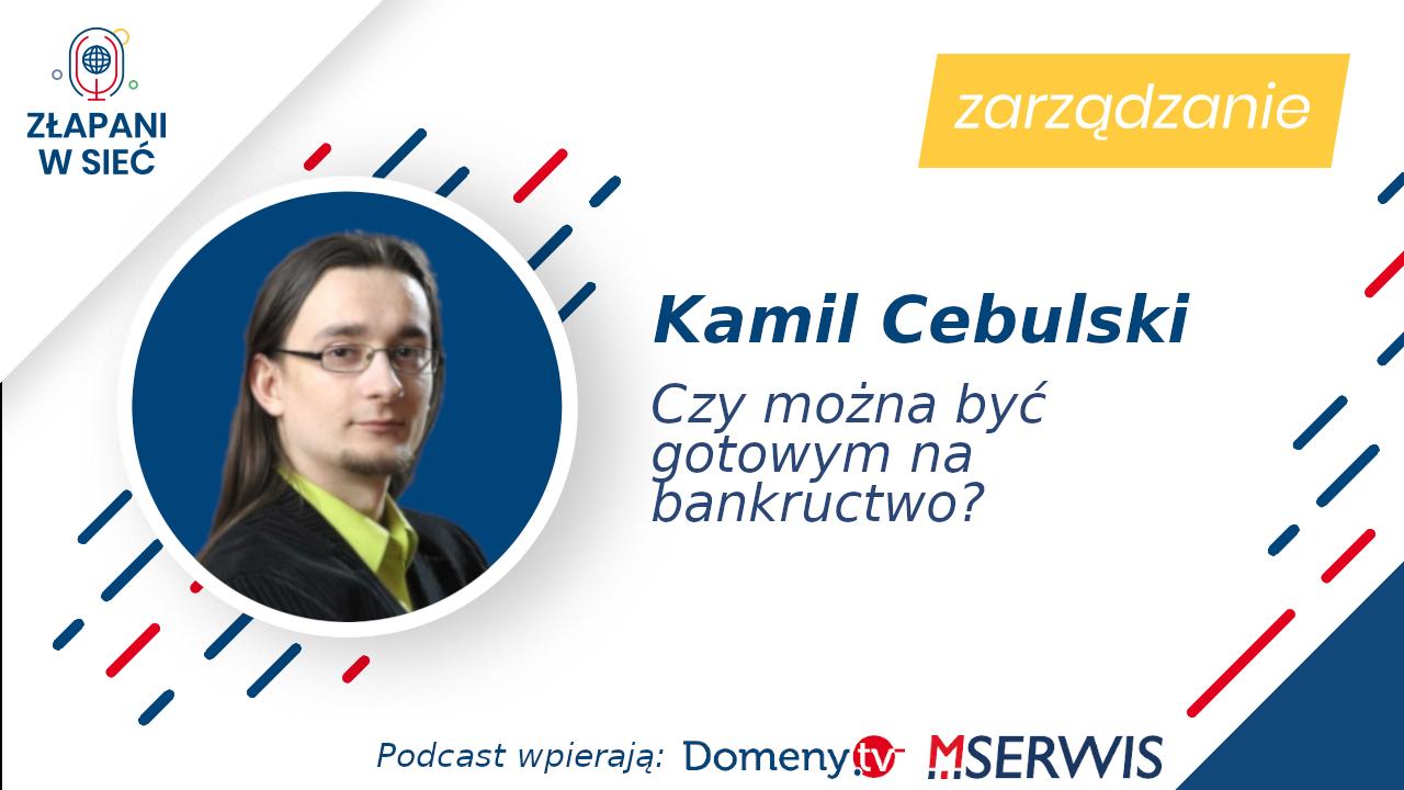 Kamil Cebulski